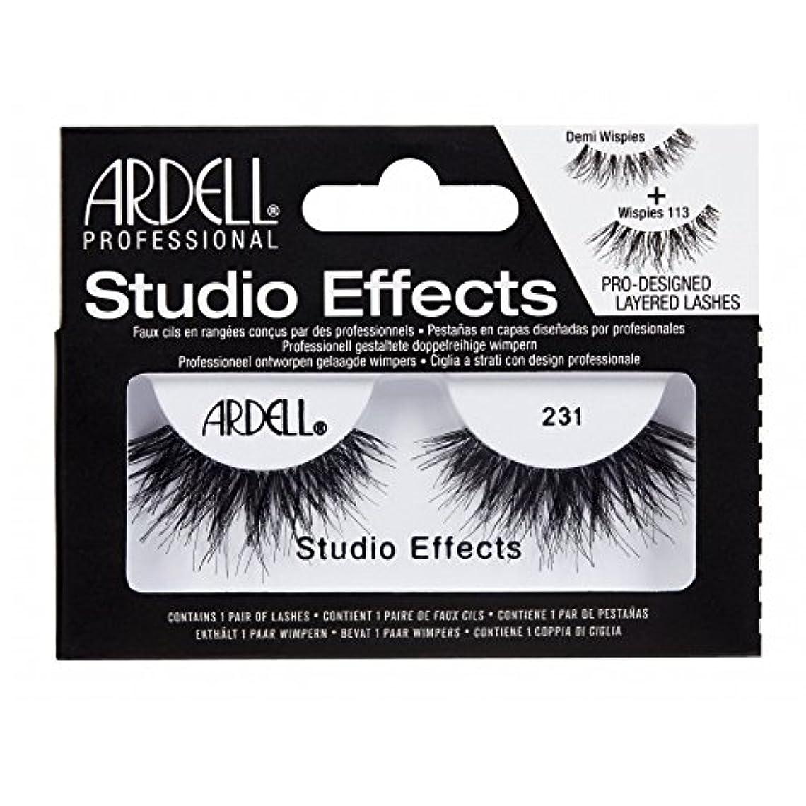 タバコ不毛の突破口Ardell - Studio Effects - 231