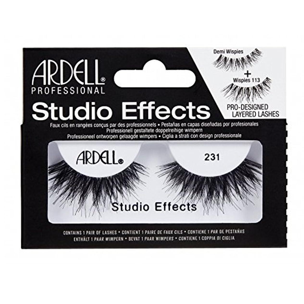 無駄だ区別する観客Ardell - Studio Effects - 231
