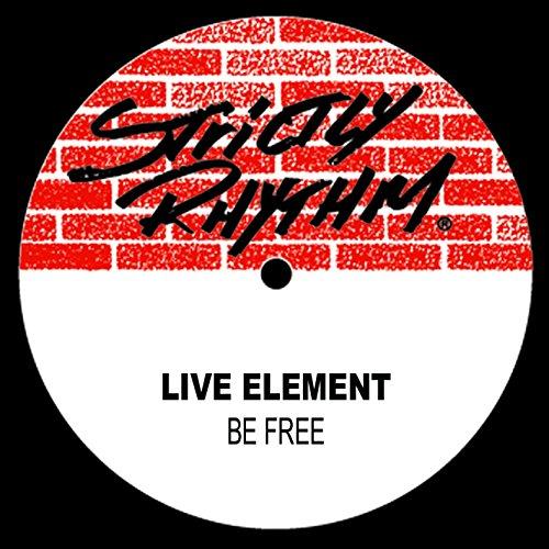 amazon music live elementのbe free full intention re edit full