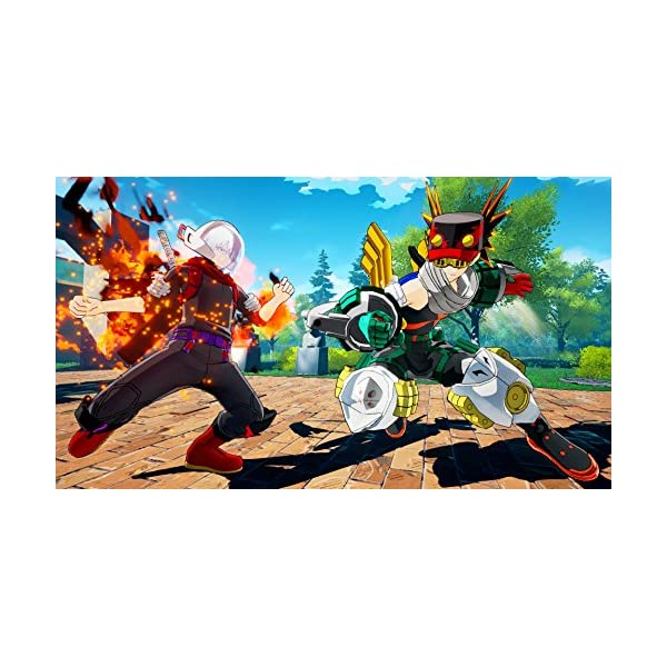 【PS4】僕のヒーローアカデミア Ones J...の紹介画像7
