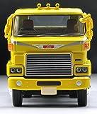 トミカリミテッドヴィンテージ ネオ 1/64 LV-N166a 日野HH341 トラクタヘッド 黄色 (メーカー初回受注限定生産) 完成品 画像