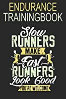 ENDURANCE TRAININGBOOK