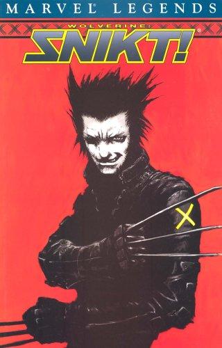 Wolverine: Snikt!の詳細を見る