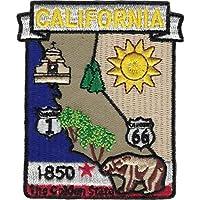 """カリフォルニア状態マップパッチ3"""""""