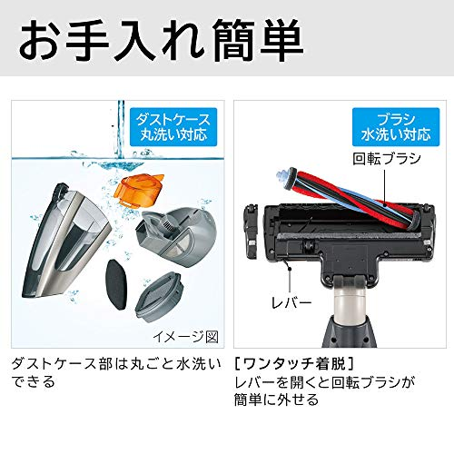 HITACHI(日立)『スティッククリーナーコードレス式(PV-B200G)』