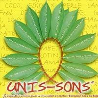UNIS SONS - Collectif d''artistes SIDA (1 CD)