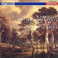 モーツァルト : 弦楽四重奏曲 第17番 変ロ長調「狩り」KV458