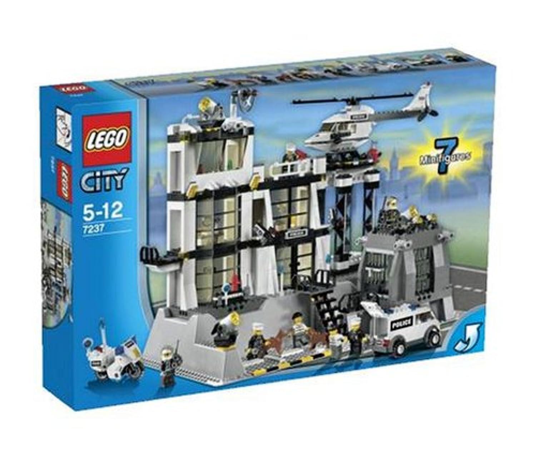 レゴ (LEGO) シティ 警察署 7237