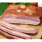 ドイツ産塩漬けスモークベーコン ブロック【Lサイズ】約1kg  (ギフト対応)【販売元:The Meat Guy(ザ・ミートガイ)】