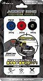 PS4コントローラ用 FPSアシストリング(レッド&ブルー)