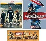 【早期購入特典あり】キャプテン・アメリカ/ウィンター・ソルジャー MovieNEX(期間限定) 「アントマン&ワスプ」劇場公開記念 オリジナルステッカー付き [Blu-ray]