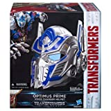 Transformers The Last Knight Optimus Prime Voice Changer Helmet トランスフォーマーラストナイトオプティマスプライムボイスチェンジャーヘルメット [並行輸入品]