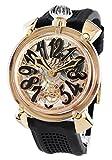 ガガミラノ GaGa MILANO 腕時計 マヌアーレ48MM クリスタル メンズ 6091.04[並行輸入品]