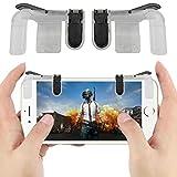 荒野アクションモバイルゲームコントローラトリガー高精度高感度高速撮影IphoneAndroid ゲームパッド