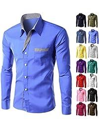 Shining4U Dress-shirts SHIRT メンズ