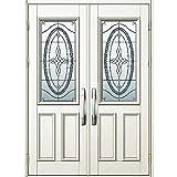 YKKAP 玄関ドア プロント[スマートコントロールキー][C] 両開き ドア高23タイプ:U02型[幅1690mm×高2330mm]