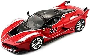 ブラゴ 1/24スケール フェラーリ FXX K No.10 カラー:レッド