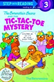 The Berenstain Bears and the Tic-tac-toe Mystery (Step Into Reading: A Step 2 Book)
