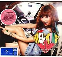 2nd Mini Album - Melting (CD + DVD) (台湾版)(台湾盤)