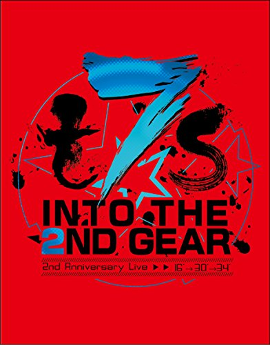 t7s 2nd Anniversary Live 16'→30'→34' -INTO THE 2ND GEAR-(通常盤) [Blu-ray]