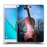 オフィシャル Mark Ashkenazi バイオリン ミュージック Samsung Galaxy Tab A 9.7 専用ソフトジェルケース