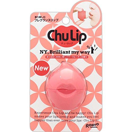 ロート製薬 Chu Lip チューリップ  ニューヨークブリリアントマイウェイ 7g