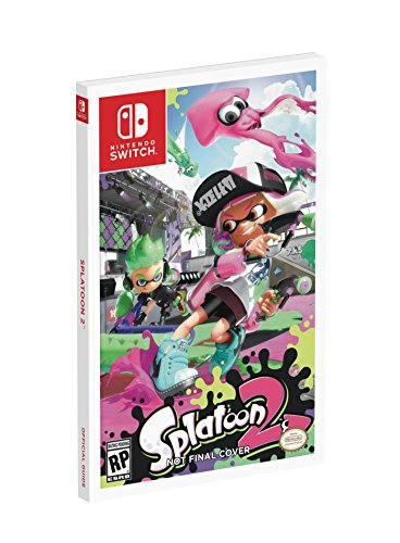 Splatoon 2: Prima Official Guide