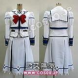 [cospay]魔法少女リリカルなのはA's風高町なのは風コスプレ衣装 Magical Girl Lyrical Nanoha風Nanoha Takamachi風Cosplay Costume