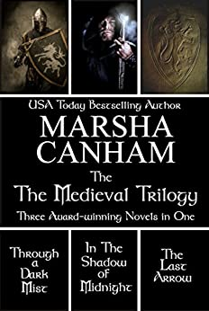 The Robin Hood Trilogy: The Medieval Trilogy by [Canham, Marsha]