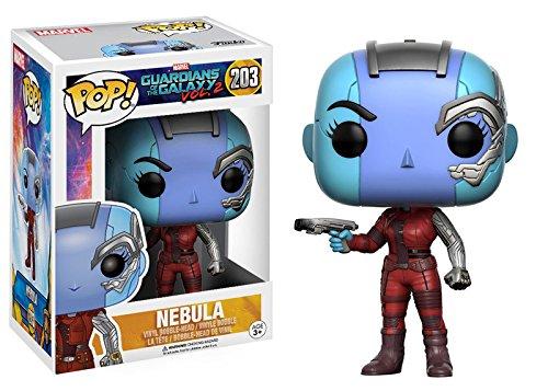Marvel(マーベル) Guardians of the Galaxy Vol. 2(ガーディアンズ・オブ・ギャラクシー: リミックス) Nebula(ネビュラ) FUNKO/ファンコ POP MARVEL VINYL ボブルヘッド