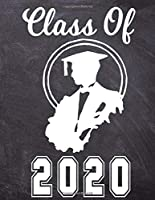 Class of 2020: College Ruled Composition Notebook | Notebook For Class Of 2020 Seniors | 2020 Graduation Gift | Lined Journal