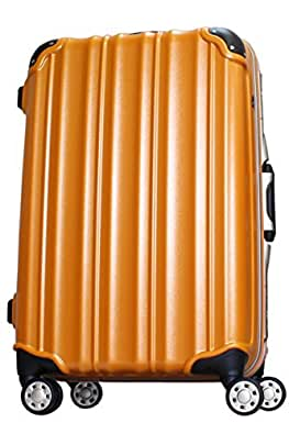 (ビータス) Beatas スーツケース BH-F2000 小型 2日3日用 Sサイズ エンボスオレンジ【2000 S/E-OR】