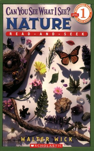 Can You See What I See?: Nature (Read-and-Seek Level 1)の詳細を見る