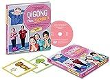 Qigong mit Kindern: Ausgeglichen und gestaerkt mit Uebungen und Bewegungsgeschichten fuer 4 bis 10-Jaehrige. Mit Uebungskarten und CD