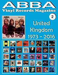 Abba: Discography Edited by Epic Polydor Polar Full Color (Abba - Vinyl Records Magazine)