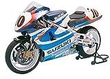 タミヤ 1/12 オートバイシリーズ No.81 スズキ RGV-γ XR89 プラモデル 14081 画像