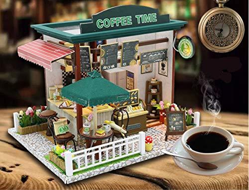 Efivs Arts ドールハウス COFFEE TIME ...