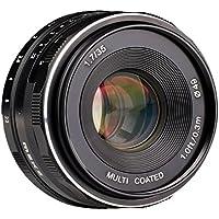 Meike MK-35mm -F1.7マルチコート大口径固定マニュアルフォーカス(MF)APS-Cカメラレンズ for Fujifilm X-Pro1 X-Pro2 X-M1 X-TG2 X-TG1/10 X-A1/2 X-E1/2/3 ILDC ミラーレスカメラ