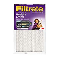 3M Filtrete Healthy Livingフィルター 16x20x1 2000-4PK 4