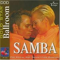 Gold Star Ballroom-Samba