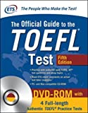 The Official Guide to the TOEFL Test with DVD-RO
