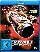 Lifeforce (Die toedliche Bedrohung) (Blu-ray)