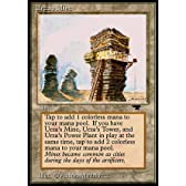 Magic: the Gathering - Urza's Mine (Tower) - Antiquities by Wizards of the Coast [並行輸入品]