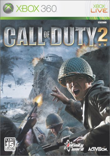 Call of Duty2 - Xbox360の詳細を見る