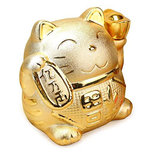 RoomClip商品情報 - 幸せ運ぶ 招き猫 貯金箱 金運 風水 開運 縁起物 開店祝い 贈り物 お祝い 新築 就職 還暦 結婚 プレゼント