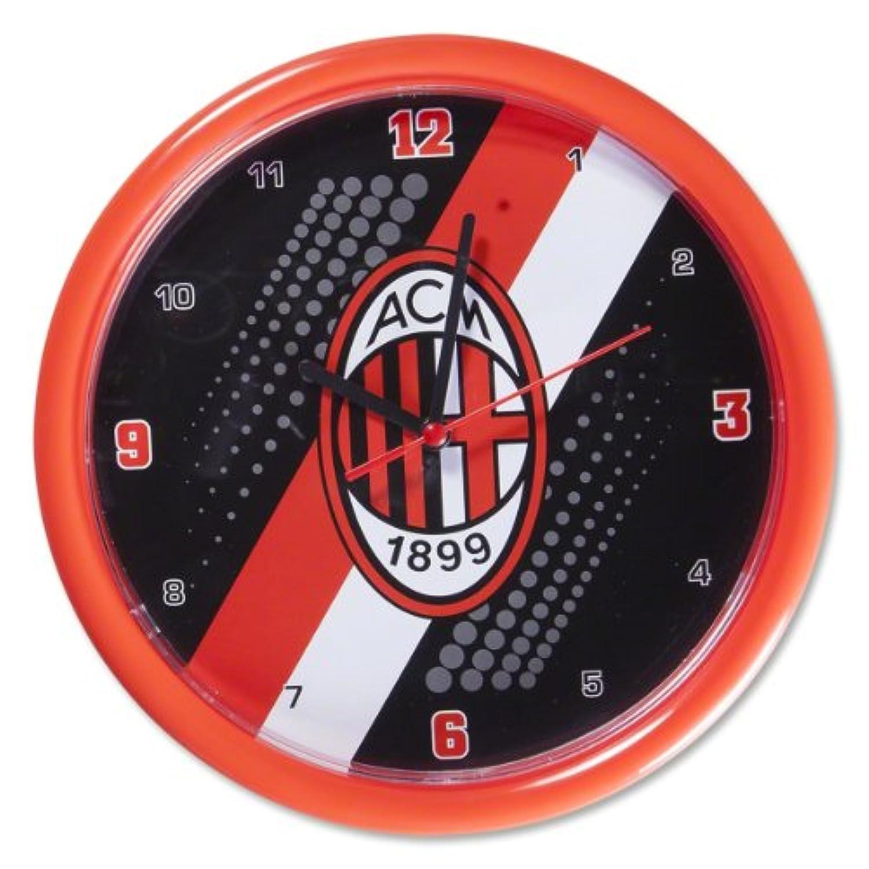 AC Milan ACミラン 時計 クロック 壁時計 ウォールクロック 壁掛け時計 壁掛時計
