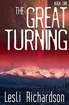 The Great Turning by [Richardson, Lesli]