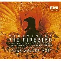 ストラヴィンスキー:火の鳥(1910年版)