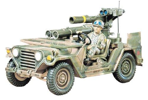 1/35 ミリタリーミニチュアシリーズ M151A2トウミサイルランチャー
