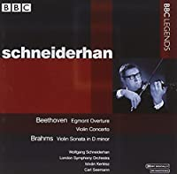 Schneiderhan plays Beethoven by London Symphony Orchestra (2007-10-23)